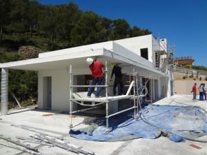 Construcción de vivienda unifamiliar aislada de lujo BEGUR