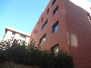 Construcción edificio 7 viviendas alto estanding Pau Alcover