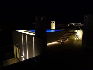 Construcción tres viviendas de lujo en ibiza