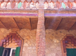 Rehabilitación columnas Bisbat