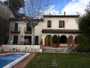 Rehabilitación de casa aislada en Cabrils