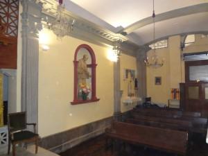 Reparaciones varias en parroquias